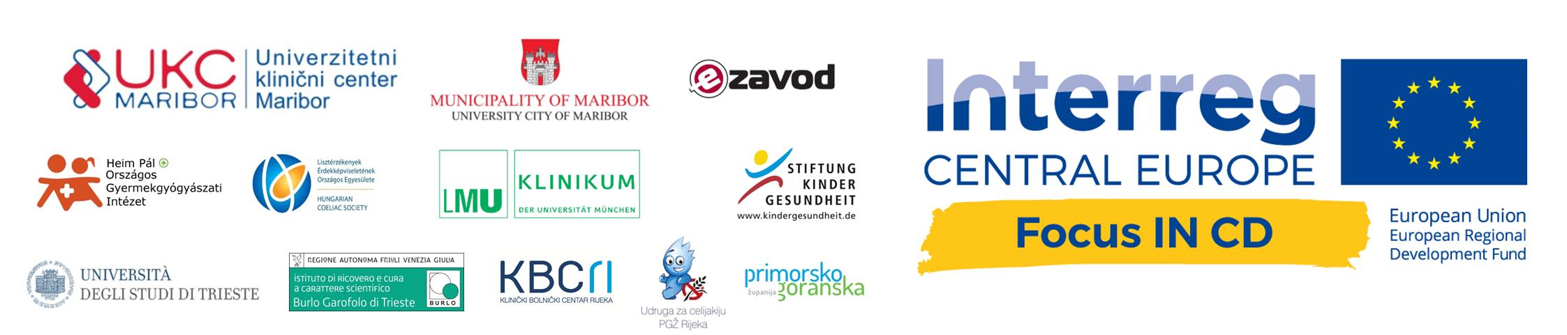 Logos Partnership Focus IN CD Project