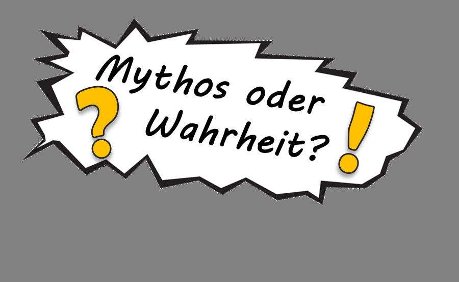 Quiz - Mythos oder Wahrheit?
